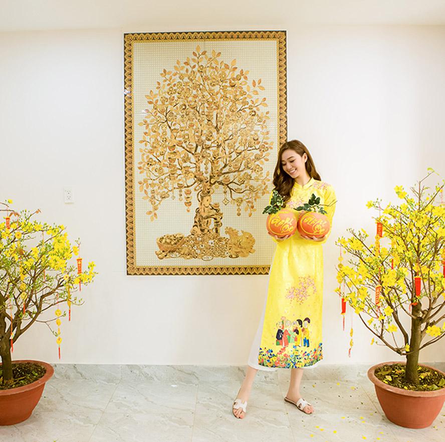 Khánh My khoe nhà 7 tầng, hơn 40 phòng ở Sài Gòn - 4