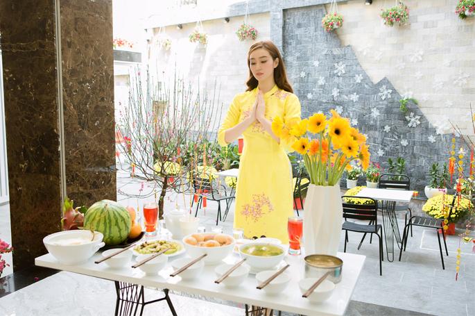 Khánh My khoe nhà 7 tầng, hơn 40 phòng ở Sài Gòn - 3