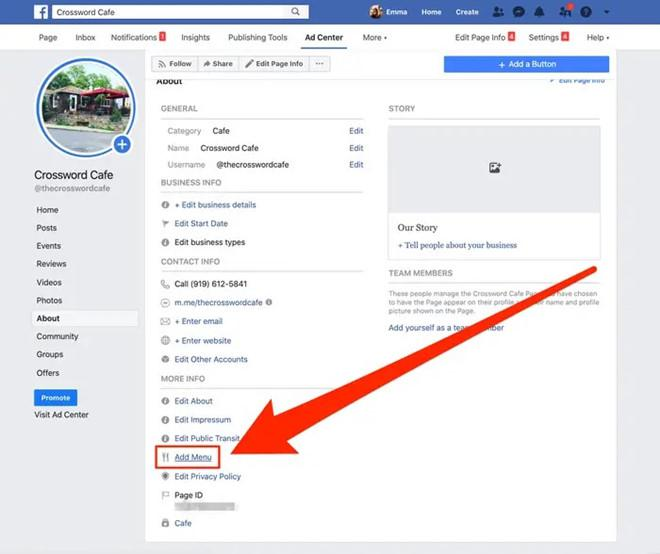 Ba cách tải file PDF lên Facebook - 1