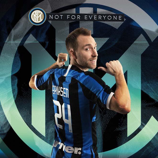 """Inter mua Eriksen - Young - Lukaku: HLV Conte & cuộc """"báo thù"""" Ngoại hạng Anh - 1"""