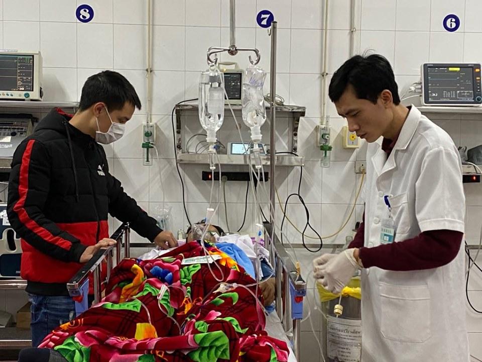 Bất ngờ với số người cấp cứu có nồng độ cồn trong máu trong 7 ngày nghỉ Tết Nguyên đán - 1