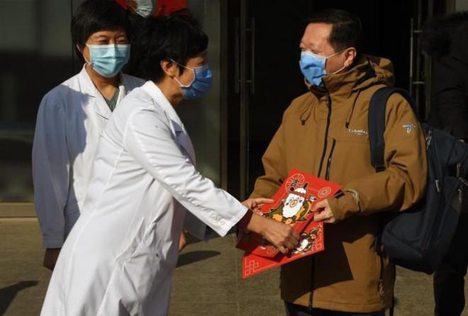 Trung Quốc thông báo 3 loại thuốc hiệu quả với Coronavirus mới - 1