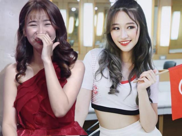 """""""Hot girl World Cup"""" khiến 2 nam thần trở thành tình địch trên sóng truyền hình"""