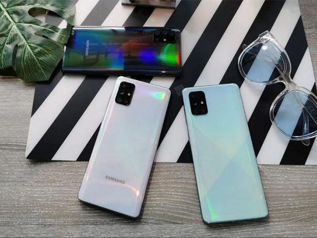 Đánh giá Galaxy A71 - smartphone tầm trung mạnh mẽ cho game thủ