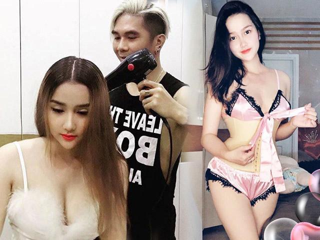 """Vợ hot girl kém Khánh Đơn 8 tuổi: """"Nhiều lúc muốn ganh tị, có khi lại chạnh lòng"""""""