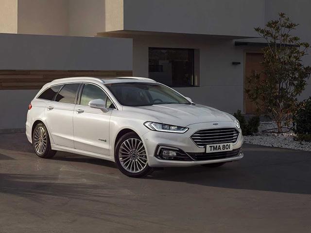 Ford Mondeo sẽ được hồi sinh dưới hình dáng crossover