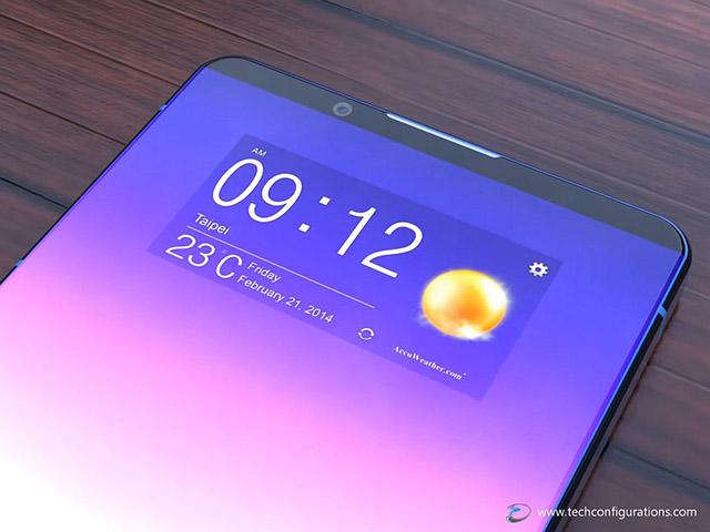 Vẻ đẹp khó cưỡng từ ý tưởng Sony Xperia 5 Plus