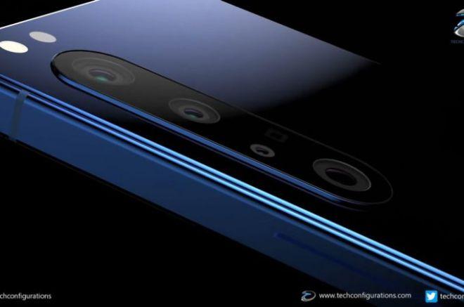 Vẻ đẹp khó cưỡng từ ý tưởng Sony Xperia 5 Plus - 1