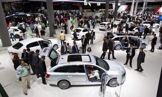 Triển lãm ô tô Frankfurt có thể sẽ không được tổ chức nữa - 1