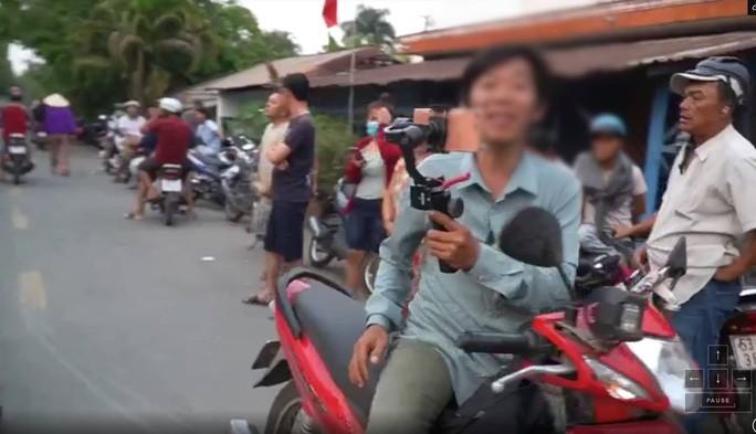 """Lập danh sách những người livestream sai sự thật vụ Tuấn """"khỉ"""" bắn người - 1"""