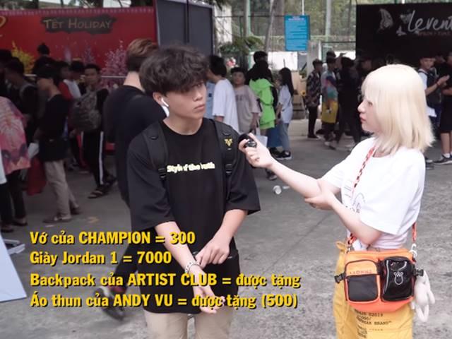 Sneaker Fest: Thiếu niên 15 tuổi đi giày Jordan 7 triệu đồng