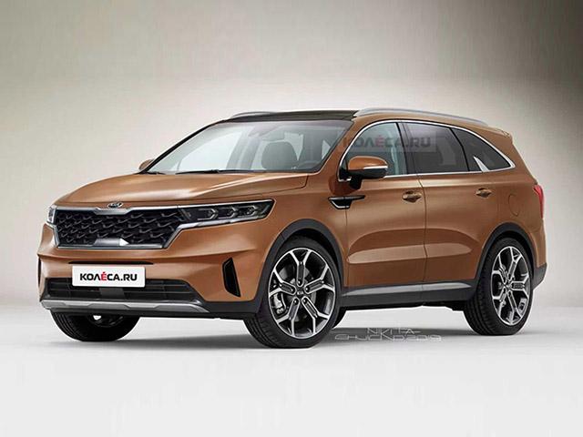 Kia Sorento thế hệ mới nhiều nâng cấp đáng giá, sẽ ra mắt tại Hàn Quốc trong tháng 2