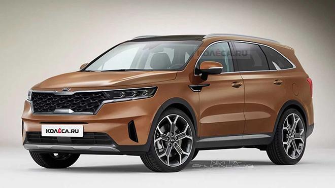 Kia Sorento thế hệ mới nhiều nâng cấp đáng giá, sẽ ra mắt tại Hàn Quốc trong tháng 2 - 1