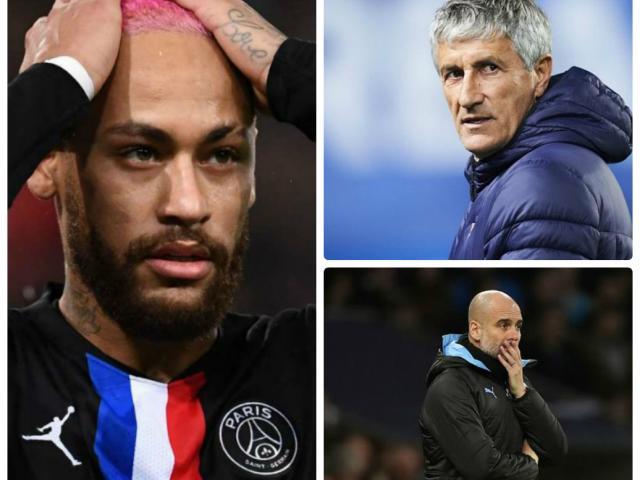 """Bóng đá - """"Ông lớn"""" châu Âu dính scandal liên miên: Barca, Man City, PSG méo mặt"""