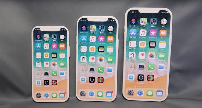 Dòng iPhone 12 sẽ có màn hình từ 5,3 inch, thiết kế vẫn đẳng cấp - 1