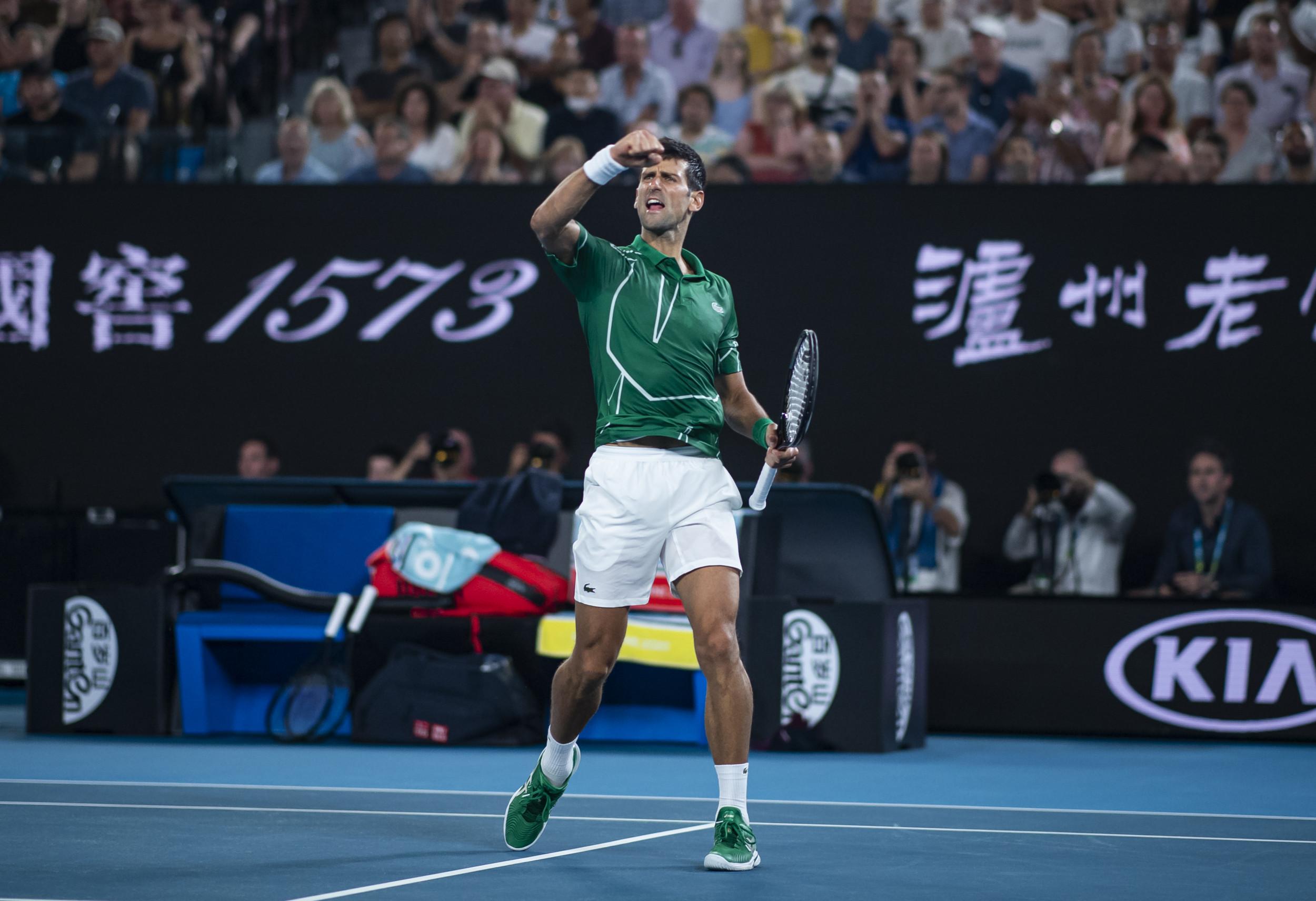 Djokovic vô địch Australian Open 2020: Siêu chiến binh và 8 kỳ công - 4
