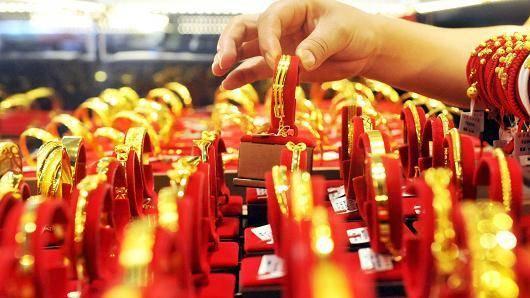 Giá vàng hôm nay 5/2: Trung Quốc có động thái mới, vàng lao dốc không phanh - 1