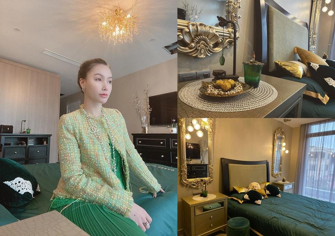 Nữ MC VTV gây choáng với nhà mặt tiền to rộng, nội thất như khách sạn 5 sao - 1