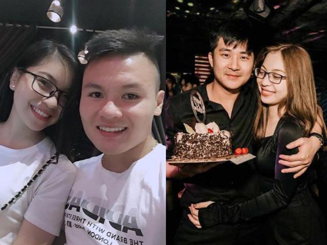 Tình cũ Quang Hải để lộ ảnh ôm ấp, tình tứ với bạn trai mới giàu có