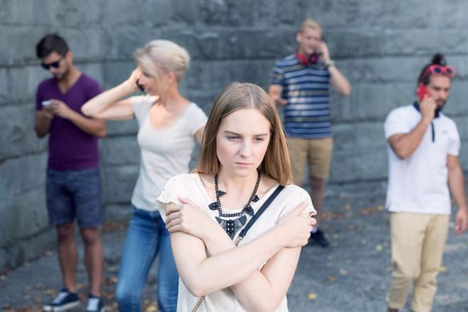 4 lời khuyên hữu ích dành cho người rối loạn lo âu xã hội - 1