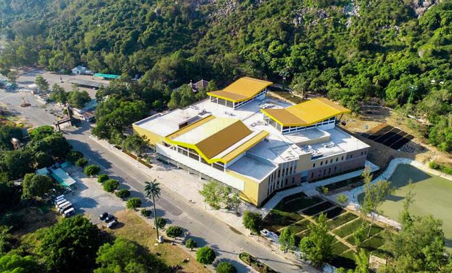 Cận cảnh 'Nhà ga cáp treo lớn nhất thế giới' tại Tây Ninh - 1