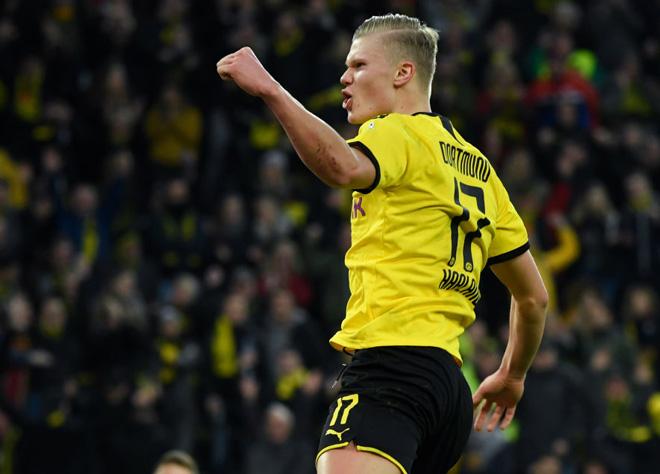 Erling Haaland liên tục thăng hoa: 8 bàn/4 trận lập thêm kỷ lục mới - 1