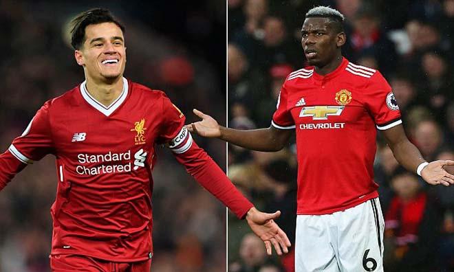 """Pogba """"đào ngũ"""" khỏi MU: Học Liverpool bán Coutinho, xây đế chế mới - 1"""