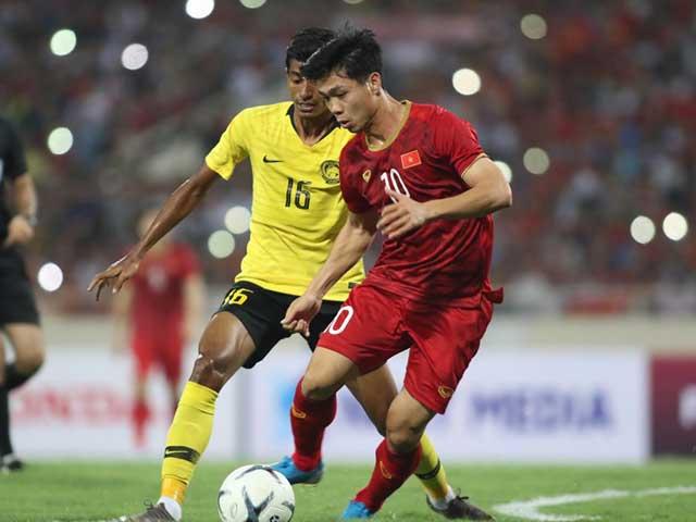 Báo Thái Lan mong Malaysia sẽ hạ tuyển Việt Nam - 1
