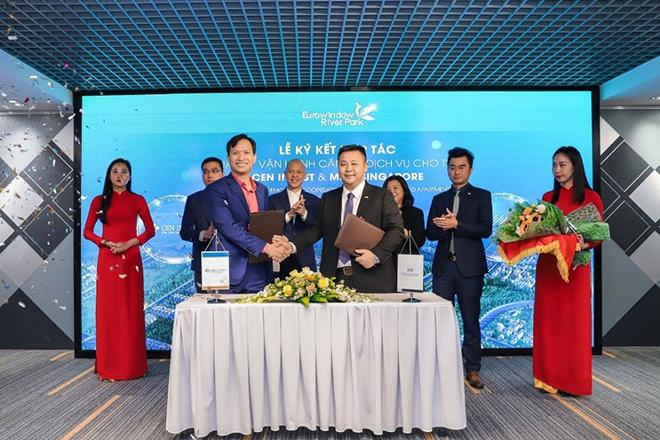 CenInvest và Manhatton Hotel Group Singapore ký kết hợp tác quản lý vận hành căn hộ cho thuê Euro River Tower - 1