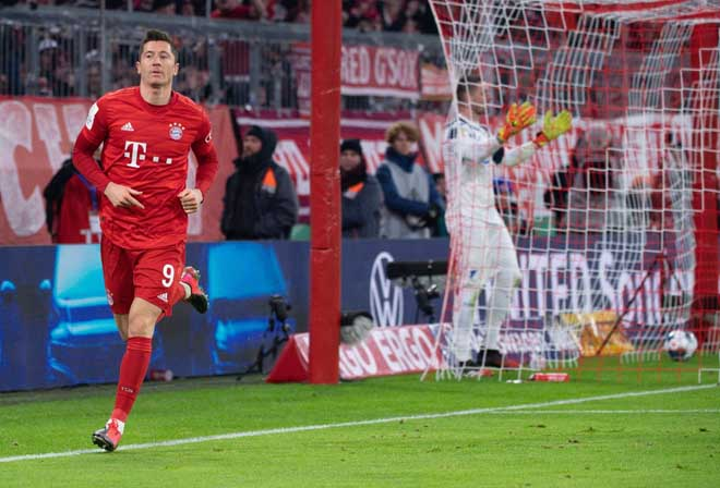 Video highlight trận Bayern Munich - Hoffenheim: Đại tiệc 7 bàn, bùng nổ 2 cú đúp - 1