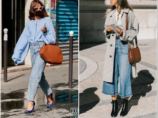 4 chiêu mặc quần jeans luôn đẹp ở mọi góc nhìn