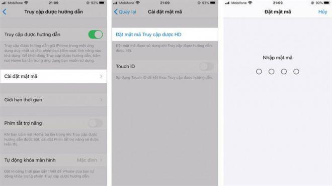 Hướng dẫn bật chế độ chơi game trên iPhone - 2