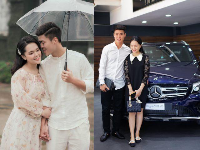 Cầu thủ Duy Mạnh giàu có cỡ nào khi cưới ái nữ cựu Chủ tịch Sài Gòn FC?