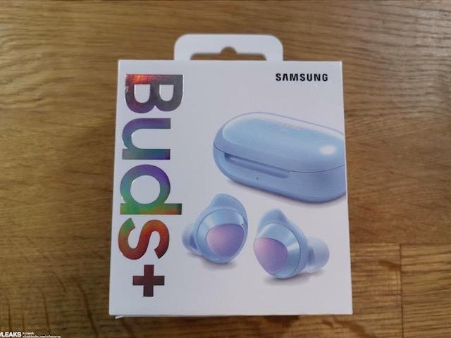 Lộ ảnh và thông tin đáng mong chờ của tai nghe không dây Samsung Galaxy Buds+
