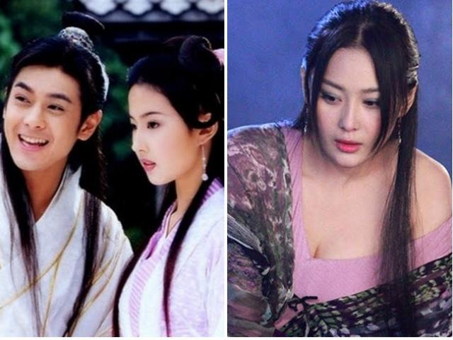 4 mỹ nữ phim Kim Dung không biết võ công nhưng các anh hùng vẫn mê mẩn