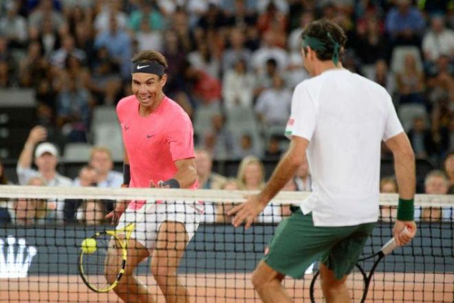 Tennis 24/7: Hạ Nadal, Federer hẹn đấu Djokovic ở Dubai - 1