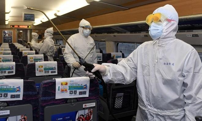 """WHO: Số ca nhiễm virus Corona ngoài TQ có thể mới là """"phần nổi của tảng băng chìm"""" - 1"""