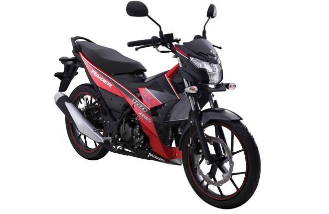 Bảng giá xe máy Suzuki tháng 2/2020, ổn định, cao nhất tới hơn 419 triệu đồng - 1