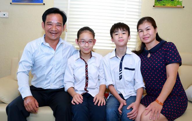 Học diễn viên Quang Tèo bí kíp giữ lửa hạnh phúc gia đình - 1
