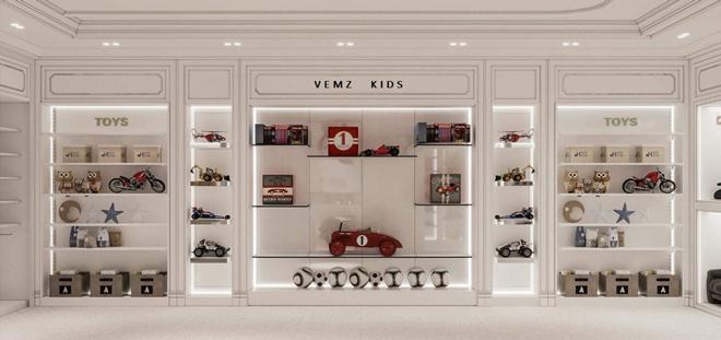 Vemz Kids - thiên đường sản phẩm dành cho bé yêu - 1