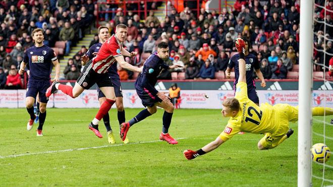 Video highlight Sheffield United - Bournemouth: Cú sốc phút 13, ngược dòng đẳng cấp - 1