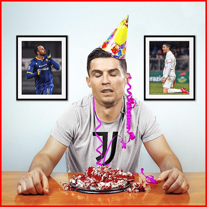 """Ronaldo nhận """"trái đắng"""" ngay trong dịp sinh nhật tuổi 35 - 1"""