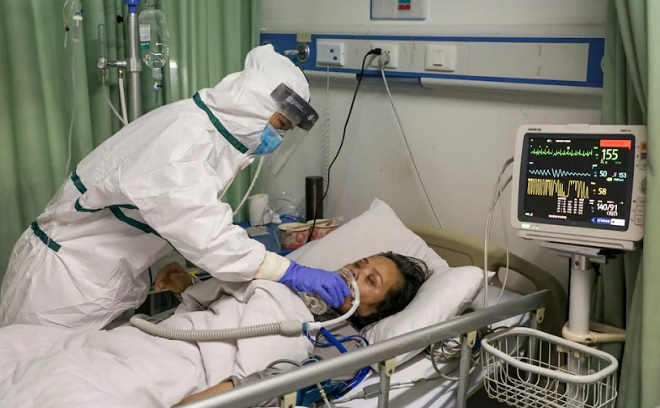 Nghiên cứu mới về tỉ lệ tử vong của người nhập viện vì virus Corona ở Vũ Hán - 1