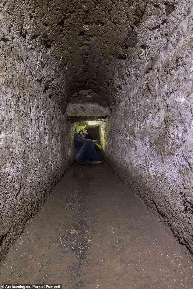 """Sốc với thứ duy nhất """"sống sót"""" trong thành phố bị núi lửa chôn vùi 2.000 năm - 1"""