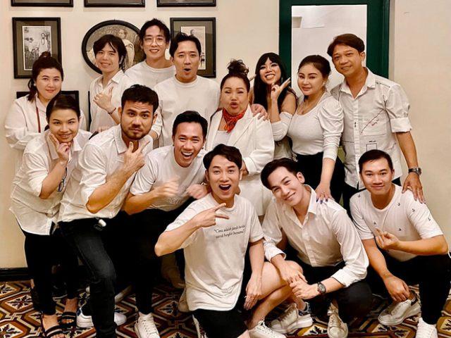 Vì sao Hari Won vắng mặt trong tiệc sinh nhật của Trấn Thành?