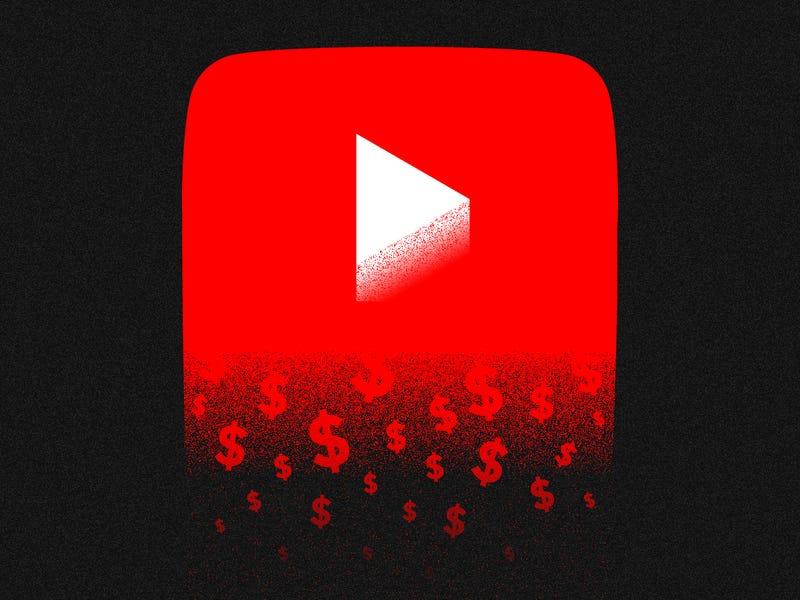 """Choáng với số tiền YouTube thu được từ quảng cáo, Google """"một vốn bốn lời"""" - 1"""