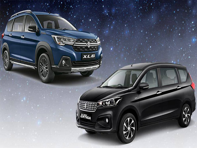 Suzuki XL7 sắp ra mắt Việt Nam có gì hơn Ertiga?