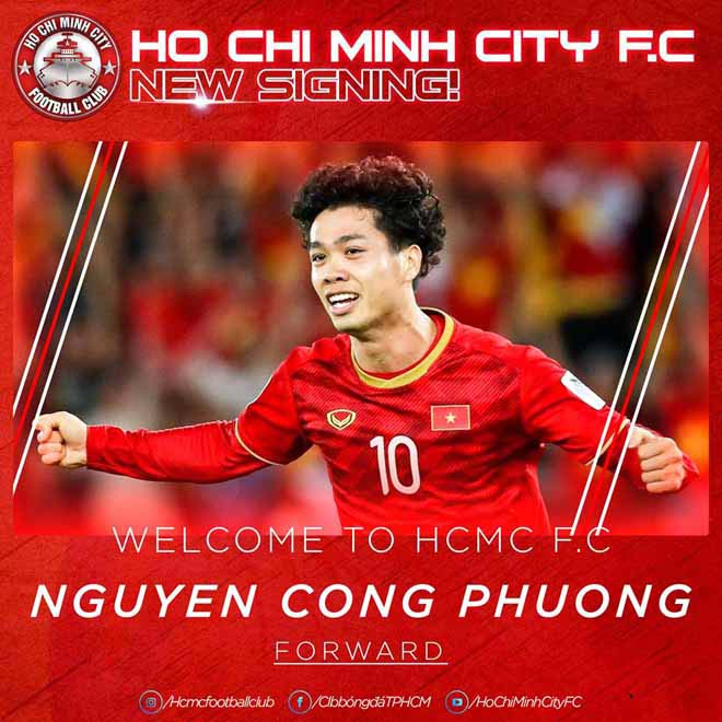 Bóng đá Việt Nam vươn tầm châu Á: Công Phượng lọt top SAO sáng AFC Cup - 1