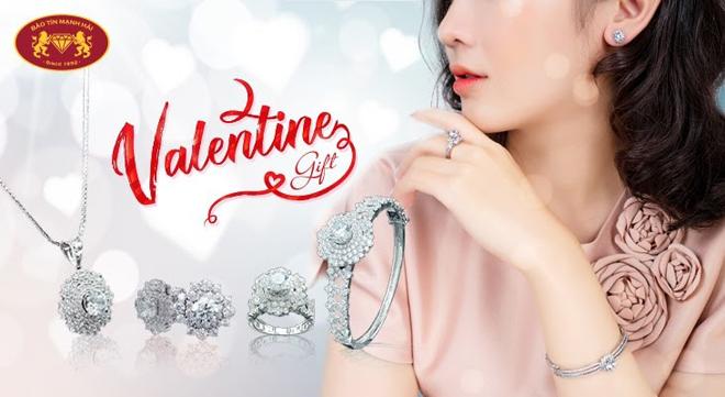 Bùng nổ xu hướng quà tặng trang sức mùa Valentine - 1