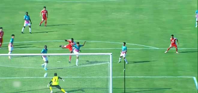 Video highlight trận Yangon United - CLB TP.HCM: Công Phượng ghi bàn, rượt đuổi ly kỳ - 1